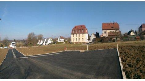 terrain à bâtir à Pfetterhouse