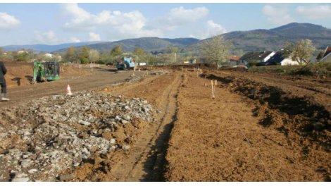 terrain à bâtir à Masevaux