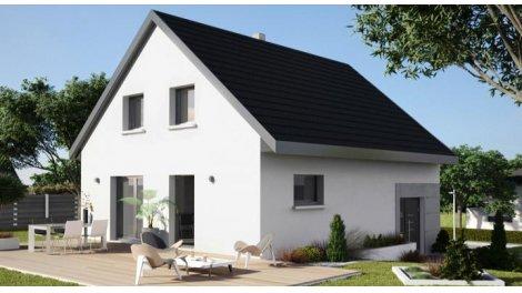 achat terrain à Guewenheim