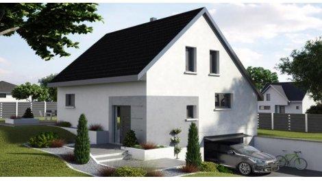 "Terrain constructible du mois ""Terrain+maison neuve"" - Leimbach"