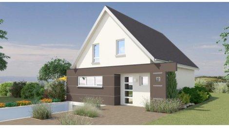 """Terrain constructible du mois """"Terrain+maison neuve"""" - Belfort"""