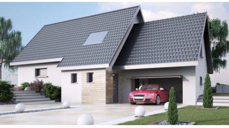 "Terrain constructible du mois ""Terrain+maison neuve"" - Herimoncourt"