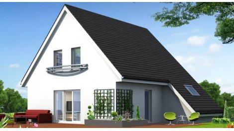 """Terrain constructible du mois """"Terrain+maison neuve"""" - Ville"""
