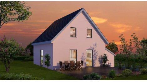 "Terrain constructible du mois ""Terrain+maison neuve"" - Dieffenbach-au-Val"