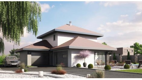 "Terrain constructible du mois ""Terrain+maison neuve"" - Guebwiller"