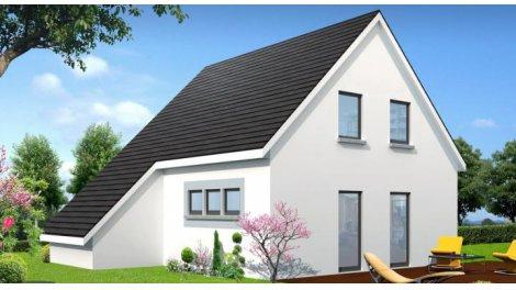 Achat terrain à bâtir à Biblisheim