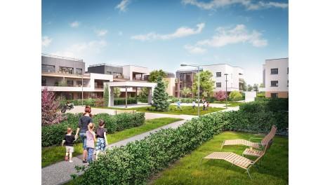 logement neuf à Saint-Genis-Pouilly