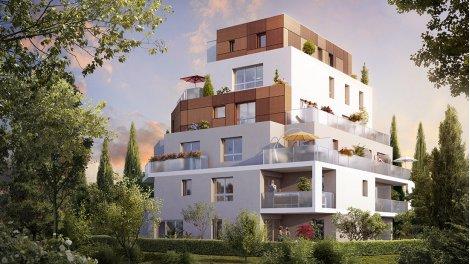 Appartement neuf Natur' Aiguelongue à Montpellier