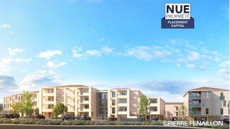 Appartement neuf Terra Uva Nue-Propriété à Le Castellet