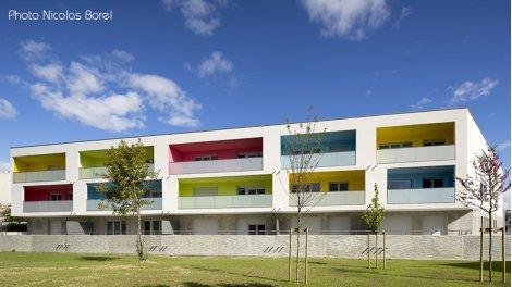 Appartement neuf Le Verger Rimbaud à Montpellier