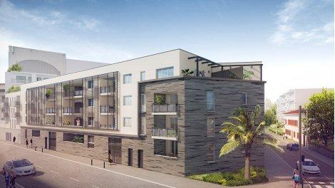 Appartement neuf Le Briand investissement loi Pinel à Toulouse