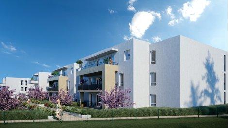 Appartement neuf Le Clos de la Mathe à Avignon