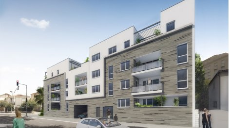 Appartement neuf Le Briand II investissement loi Pinel à Toulouse