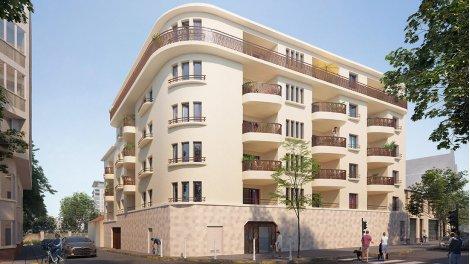 Appartement neuf Les Balcons de Saint-Jean à Toulon