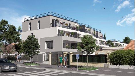 Appartement neuf Pavillon 9 investissement loi Pinel à Marseille 9ème