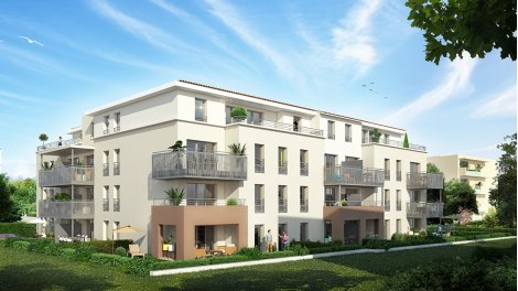 Appartement neuf Villa Raynaud à Six-Fours-les-Plages