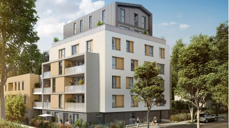 Appartement neuf Côté Bon Accueil à Montpellier