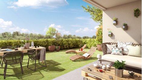 Appartement neuf Le Domaine de Gascogne éco-habitat à La Salvetat-Saint-Gilles