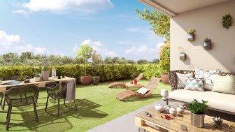 Appartements neufs Le Domaine de Gascogne éco-habitat à La Salvetat-Saint-Gilles