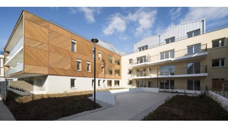 Appartement neuf Parc Elysée éco-habitat à Castelnau-le-Lez