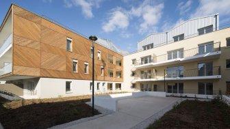Appartements neufs Parc Elysée éco-habitat à Castelnau-le-Lez