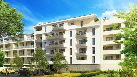 Appartements neufs Jardin Saint Exupéry à La Seyne-sur-Mer