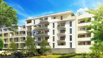 Appartements neufs Jardin Saint Exupéry éco-habitat à La Seyne-sur-Mer