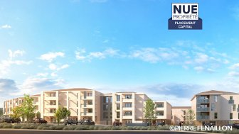 Appartements neufs Terra Uva Nue-Propriété éco-habitat à Le Castellet