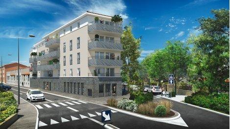 Appartement neuf Six-Fours République à Six-Fours-les-Plages