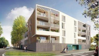 Appartements neufs Azuréa éco-habitat à Istres