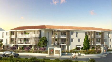 Appartement neuf Terra Castanea éco-habitat à Castanet-Tolosan
