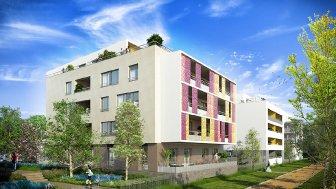Appartements neufs Jardin Rubis à Montpellier