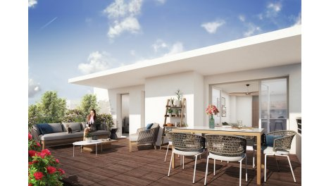 Appartement neuf Excellence Salvia éco-habitat à Castelnau-le-Lez