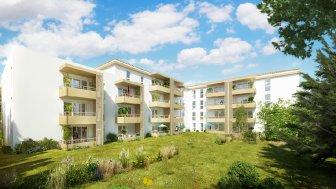 Appartements neufs Jardin du Cèdre éco-habitat à Le Pontet