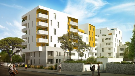 Appartement neuf Le 216 à Montpellier