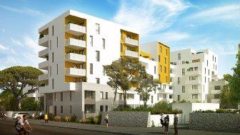 Appartements neufs Le 216 à Montpellier