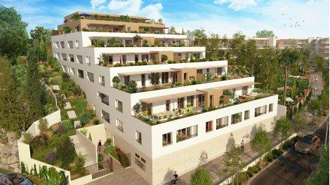 Appartement neuf Le Clau de Gil éco-habitat à Montpellier