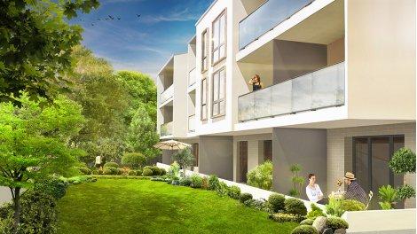 Appartement neuf Lardenne Saint Amand éco-habitat à Toulouse