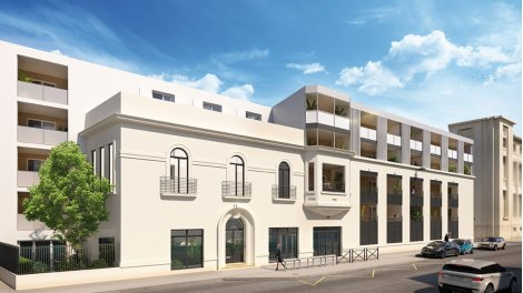 Appartement neuf Dhuoda République éco-habitat à Nîmes