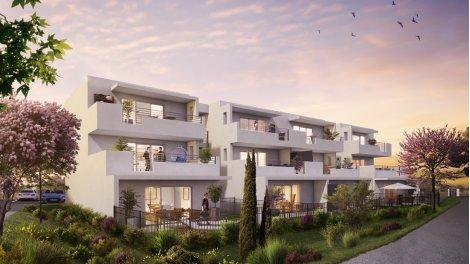 Appartement neuf Domaine Mas Rous le Carignan éco-habitat à Perpignan
