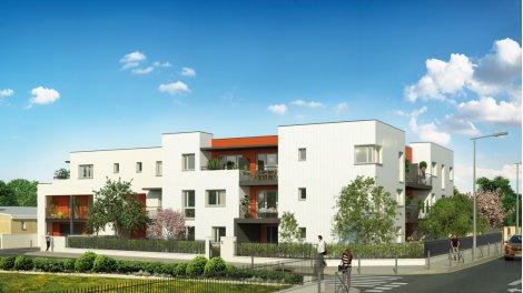 Appartement neuf Le Clos des Argoulets éco-habitat à Toulouse
