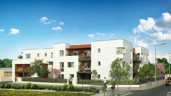 Appartements neufs Le Clos des Argoulets éco-habitat à Toulouse