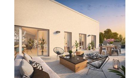 Appartement neuf La Clef de Sol éco-habitat à Tournefeuille