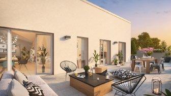 Appartements neufs La Clef de Sol investissement loi Pinel à Tournefeuille