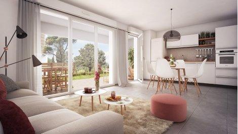 Appartement neuf Les Jardins du Rocher à Puget-sur-Argens