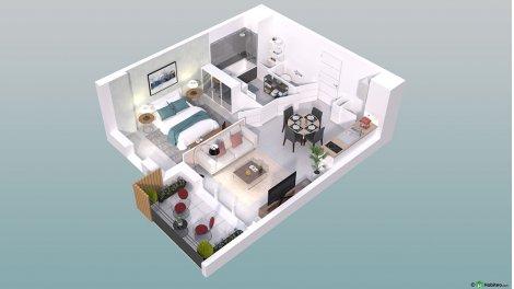 logement neuf à Vitrolles