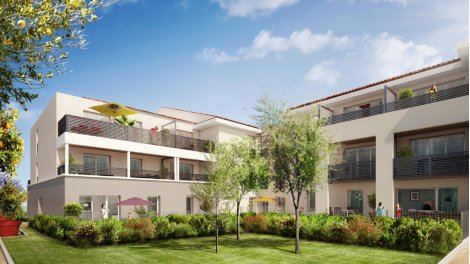 Appartements neufs Le Domaine d'Oppida à Cuers