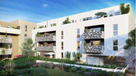 Appartements et maisons neuves Terre Marine II à La Seyne-sur-Mer