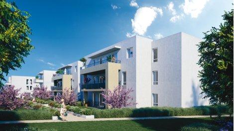 Appartement neuf Le Clos de la Mathe éco-habitat à Avignon