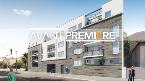 Appartement neuf Le Briand II à Toulouse